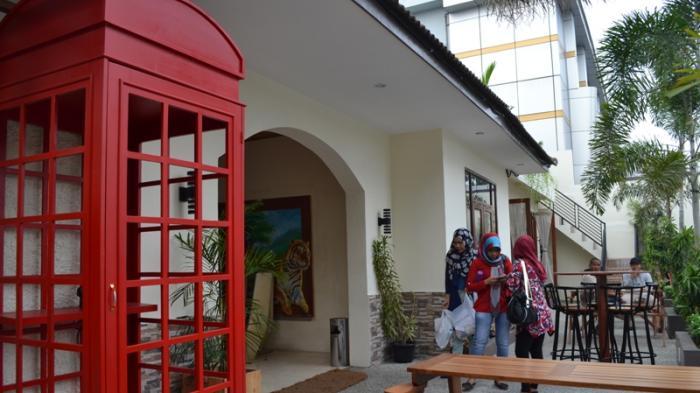 Kafe Potret via Tribunnews