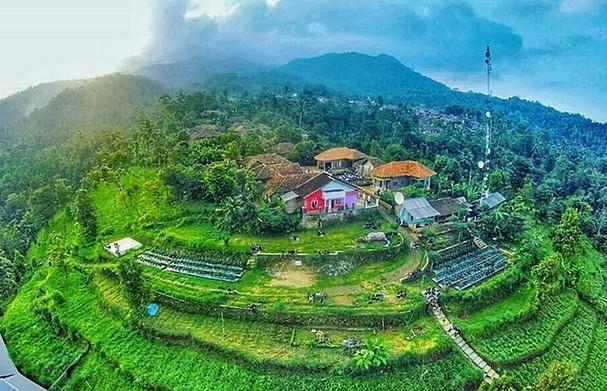 Kampung Domba via Inet