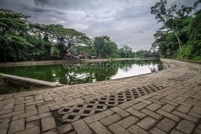 Kolam Beji Sirah via Asliponorogo