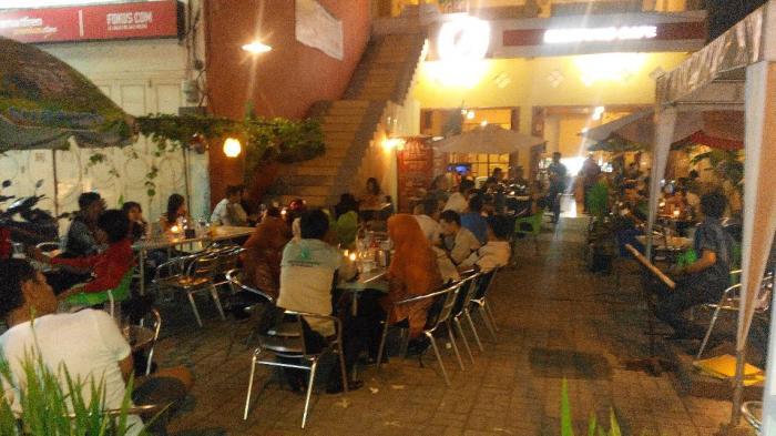 Makyung Cafe via Tribunnews