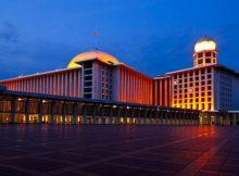 Masjid Istiqlal Jakarta via Berita2bahasa