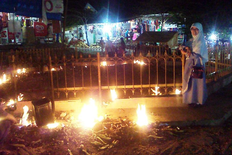 Objek Wisata Api Abadi