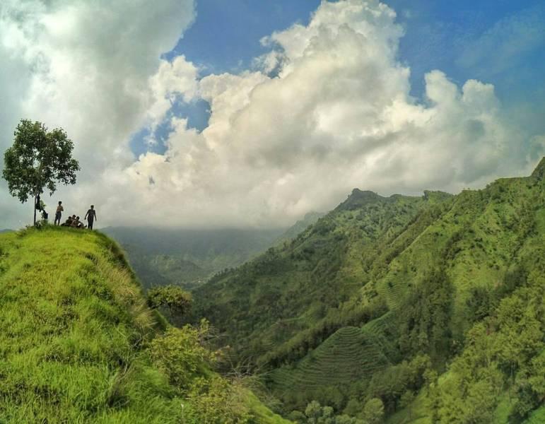 Objek Wisata Gunung Beruk via @haqqanmuafi