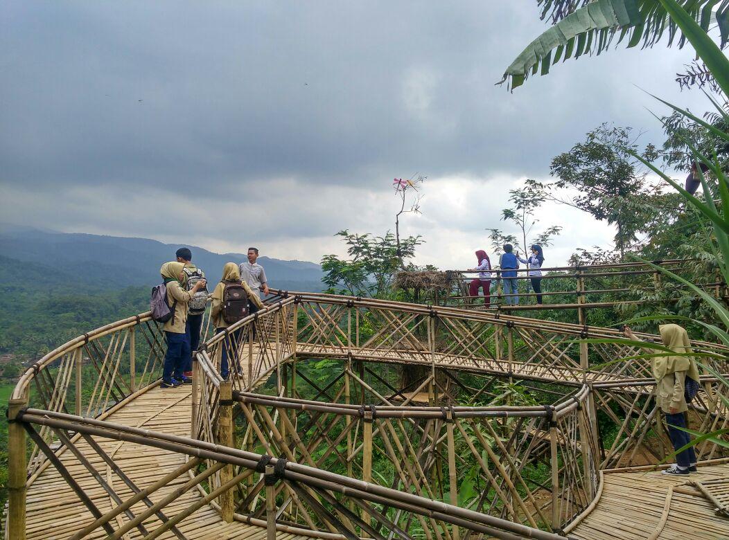 Objek Wisata Samaun's Hill Park via Orbitbanten