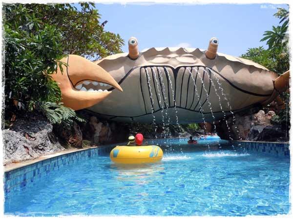Ocean Park BSD City via Nurulraffasya