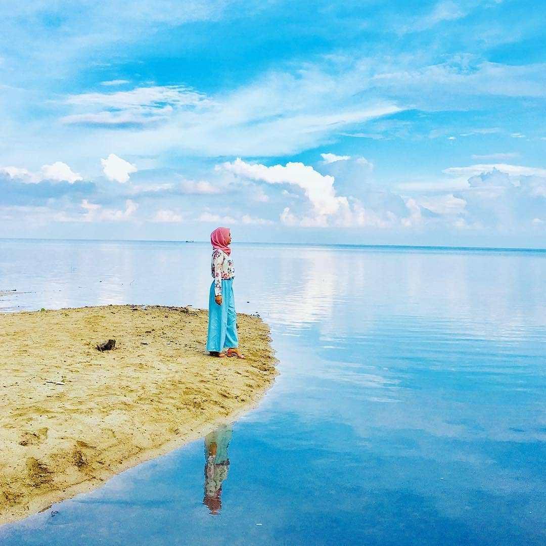 Pantai Bama via @rafenskabianca