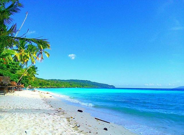 Pantai Ciantir via IG