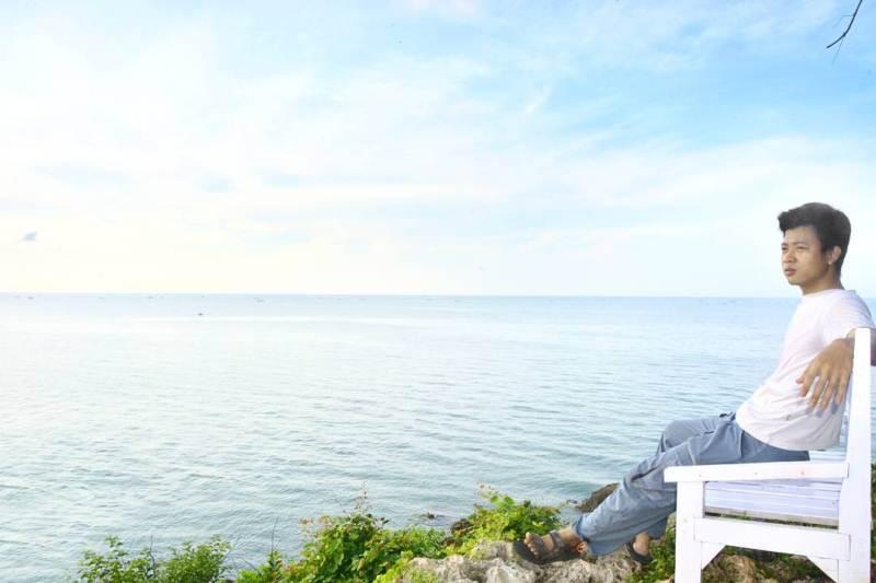 Pantai Jumiang via @amienuur