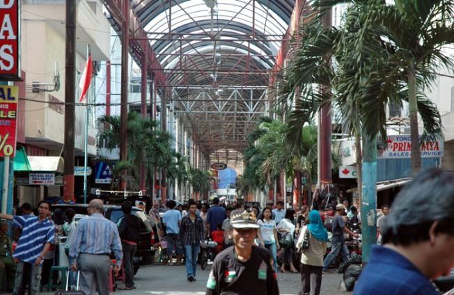 Pasar Baru via Kuncrut