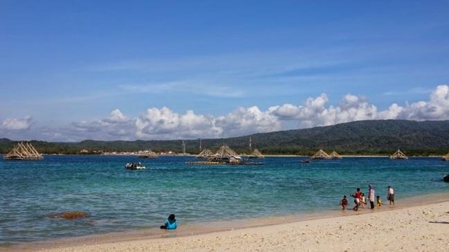 Pulau Oar via Wisatabanten