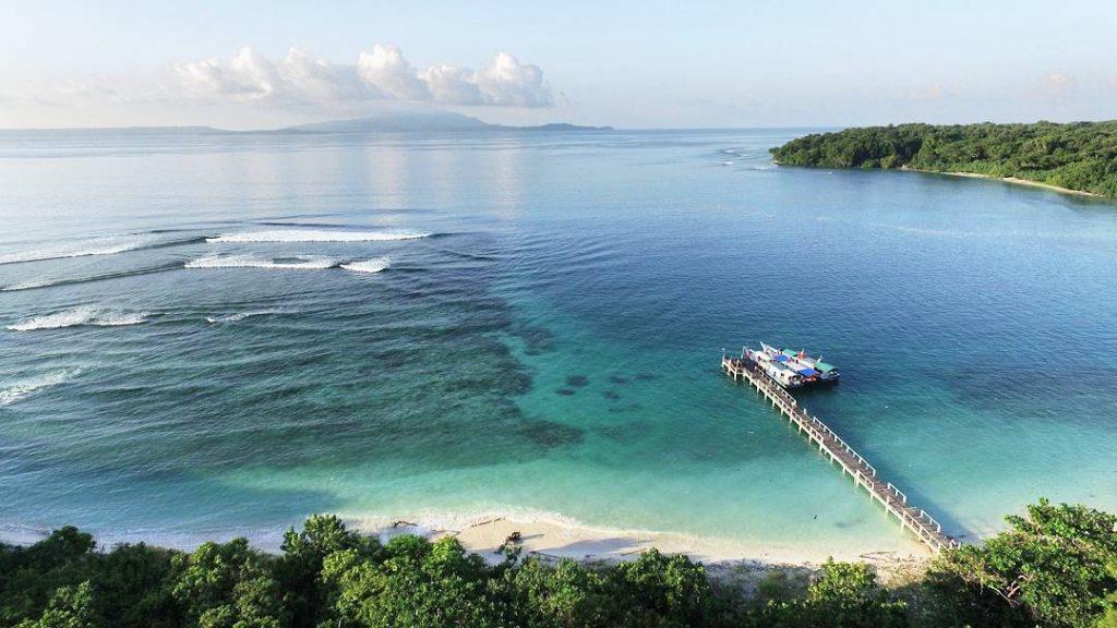 Pulau Panaitan via @obik_farm