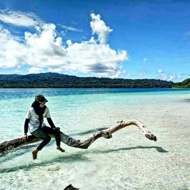 Pulau Peucang via @yohaannaa26