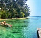 Pulau Sangiang via Piknikasik