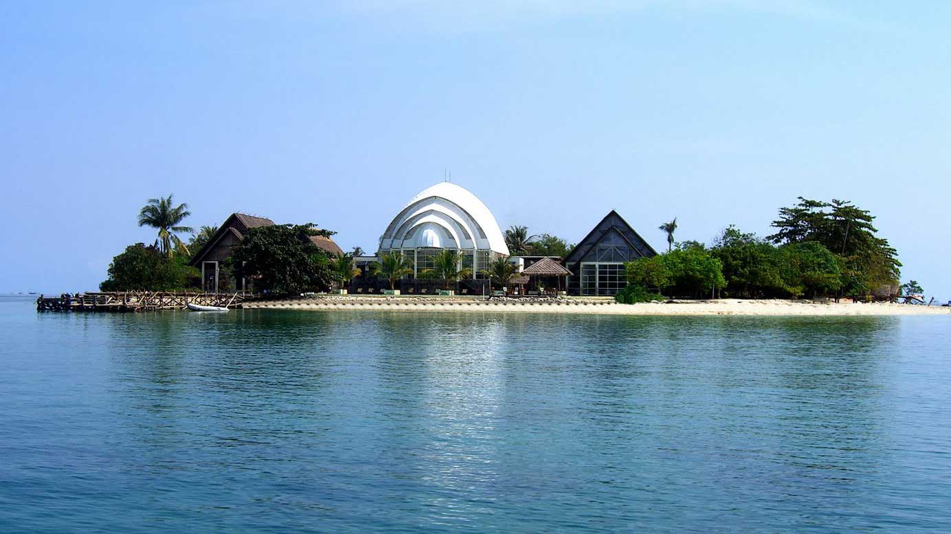 Pulau Umang via Puteriputeri