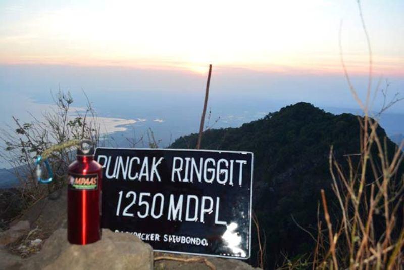 Puncak Ringgit via Phinemo