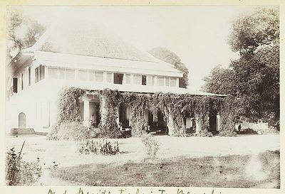 Rumah Dalem Tengah via Situbondokab