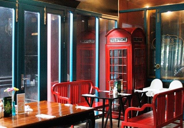 Sam's Bistro & Lounge via Sambistro