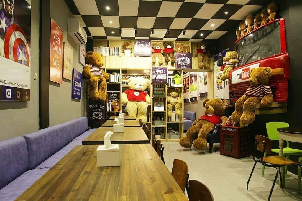 Sosmed Café via @Sosmedcafe