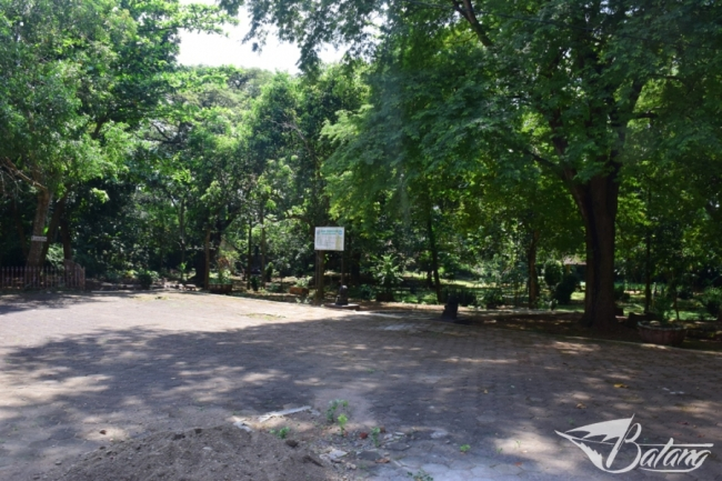 Taman Budaya dan Rekreasi Kramat via Batangkab