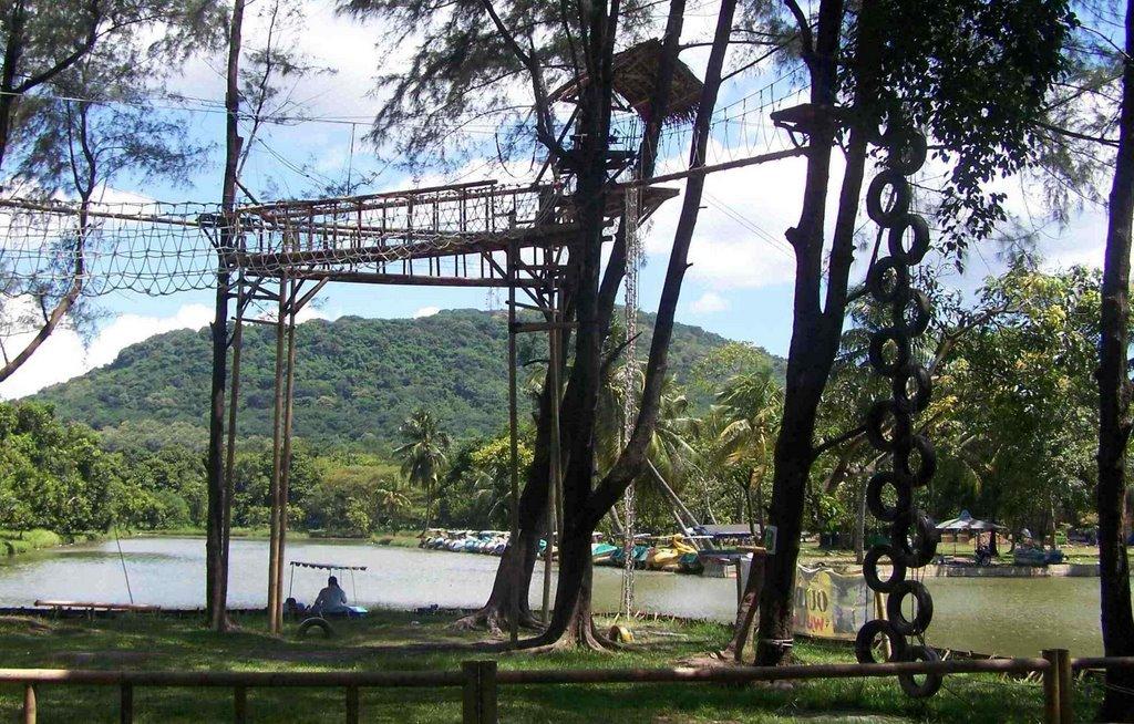 Taman Rekreasi Wulandira via Jalanwisata