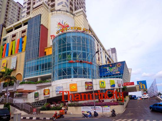 Thamrin City Mall via Tripadvisor