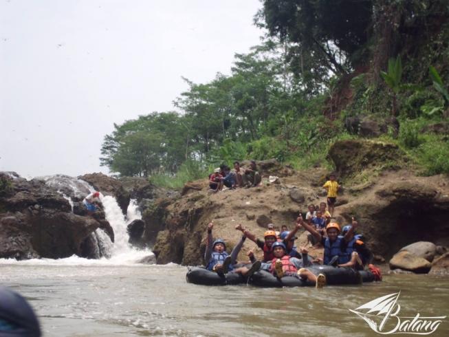 Tubing Pandansari Batang via Batangkab