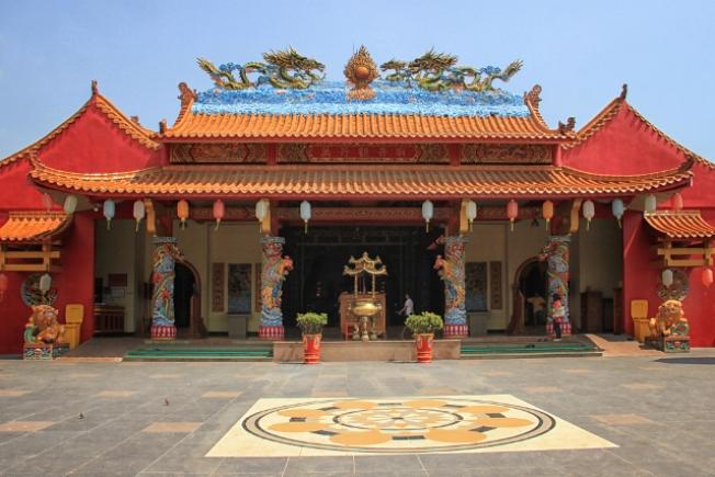 Vihara Avalokitesvara via buddha