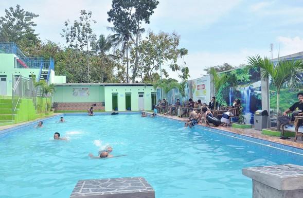 Wisata Air Gita Waterpark