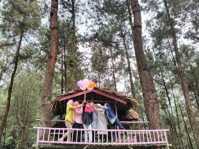 Wisata Alam Sikembang via Reservasi