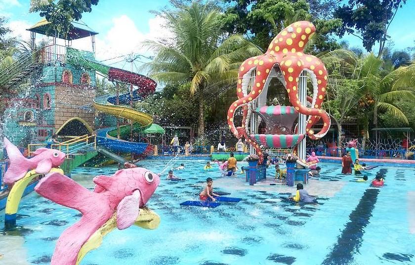 Wisata CAS Water Park via @Caswaterpark