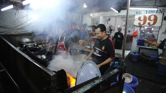 Wisata Kuliner Pecenongan via Tribunnews