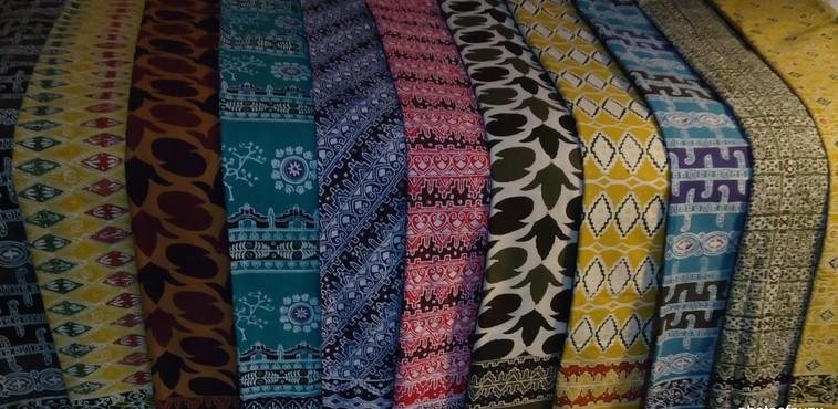 Wisata Seni Batik Khas Lebak