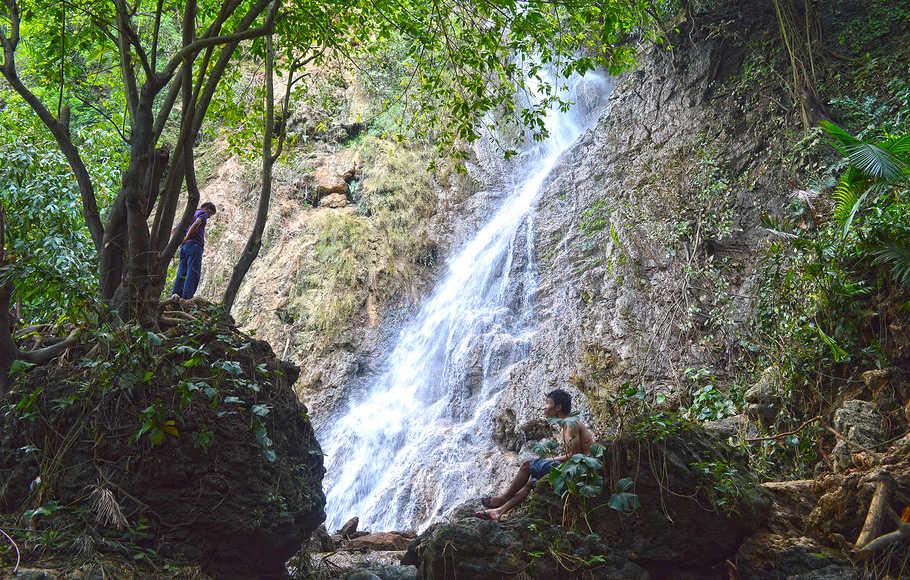 Air Terjun Gulingan via Beritasatu