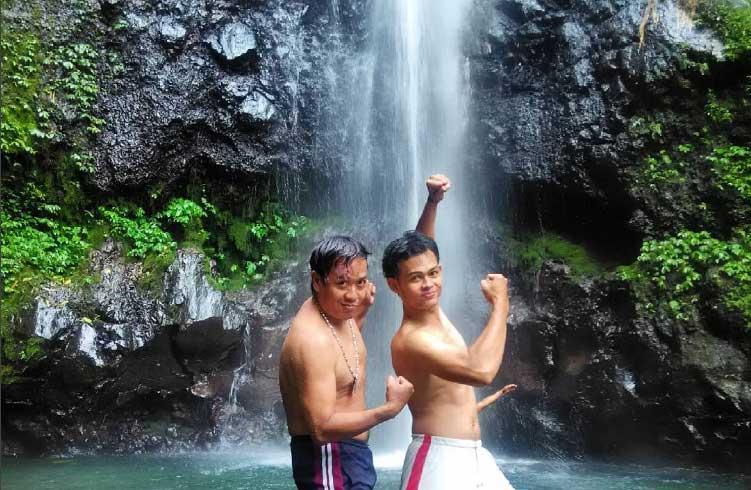 Air Terjun Kakek Bodo Pasuruan via @moch.yahya86