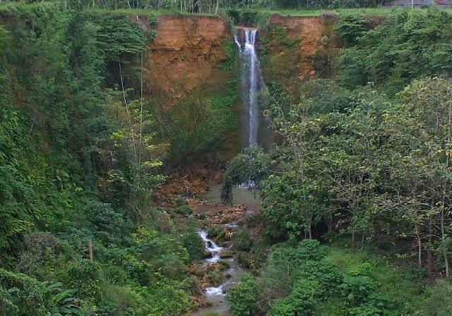 Air Terjun Nganyongan via Grobogantoday