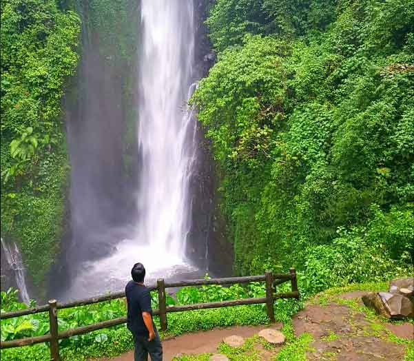Air Terjun Putuk Truno via @adityaprada8990