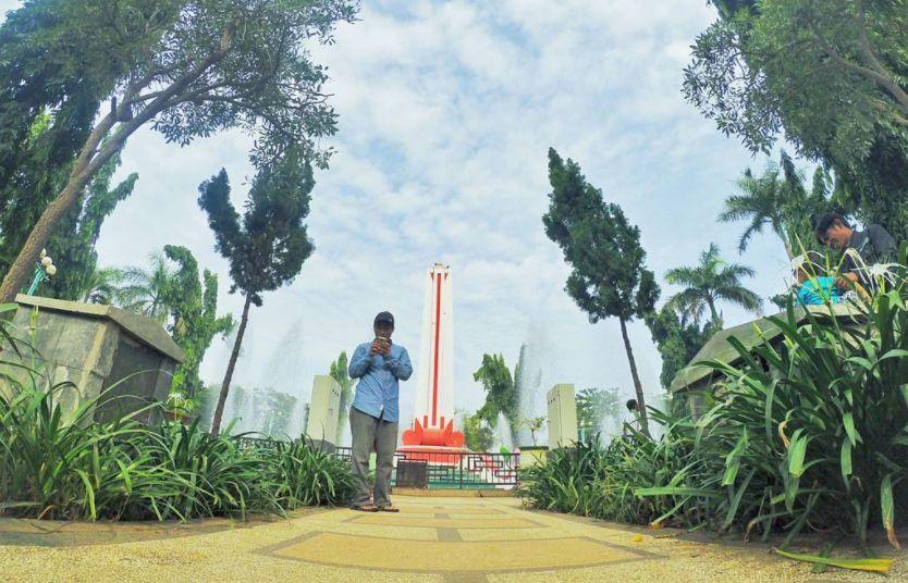 Alun-alun Pasuruan via @syukron_najib