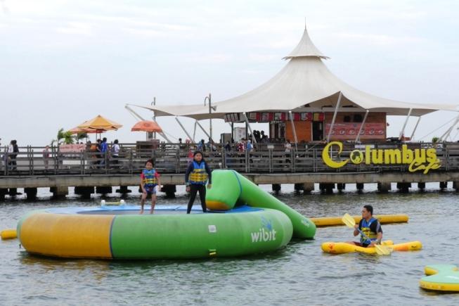Aqua Fun Jakarta Utara via Ajakanak