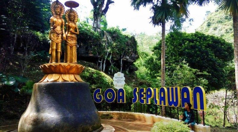 Goa Seplawan via Reresepan
