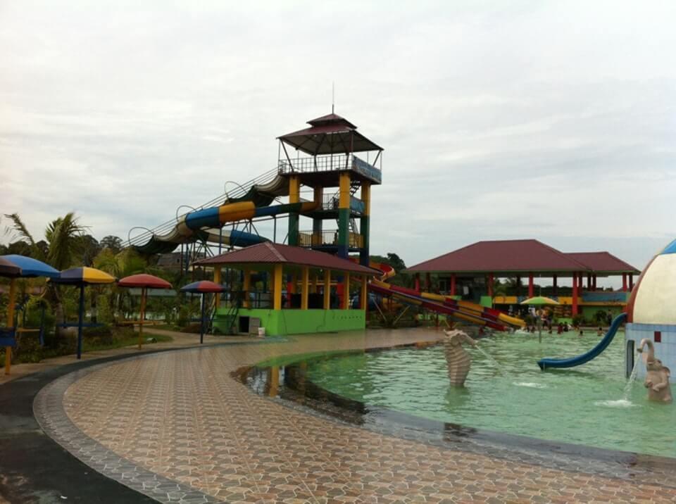 Green Dim Park via Datawisata