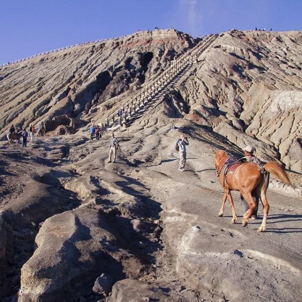 Gunung Bromo via @explorepasuruan