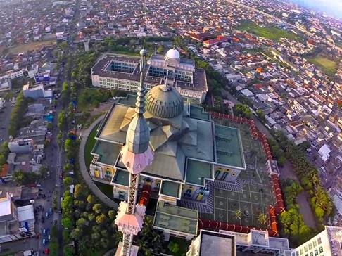 Jakarta Islamic Centre (JIC) via Bujangmasjid