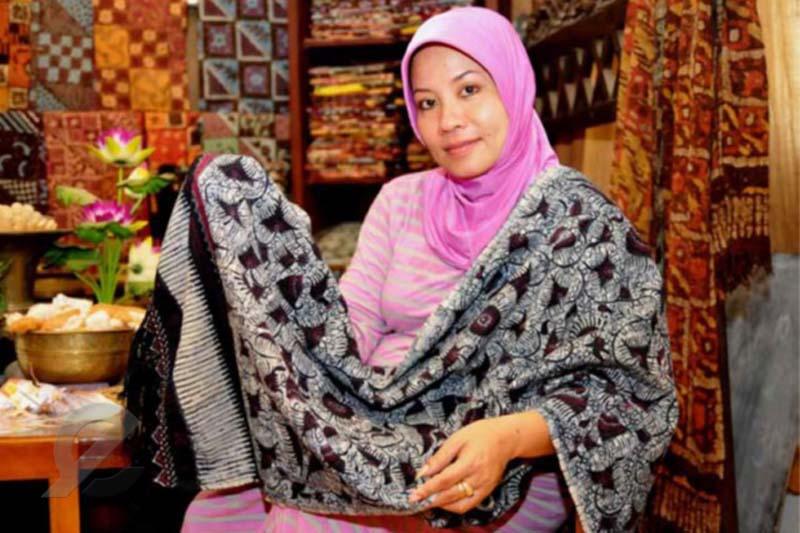 Kawasan Industri Batik Gedog via Sureplus