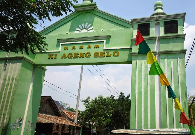 Makam Ki Ageng Selo via Youtube