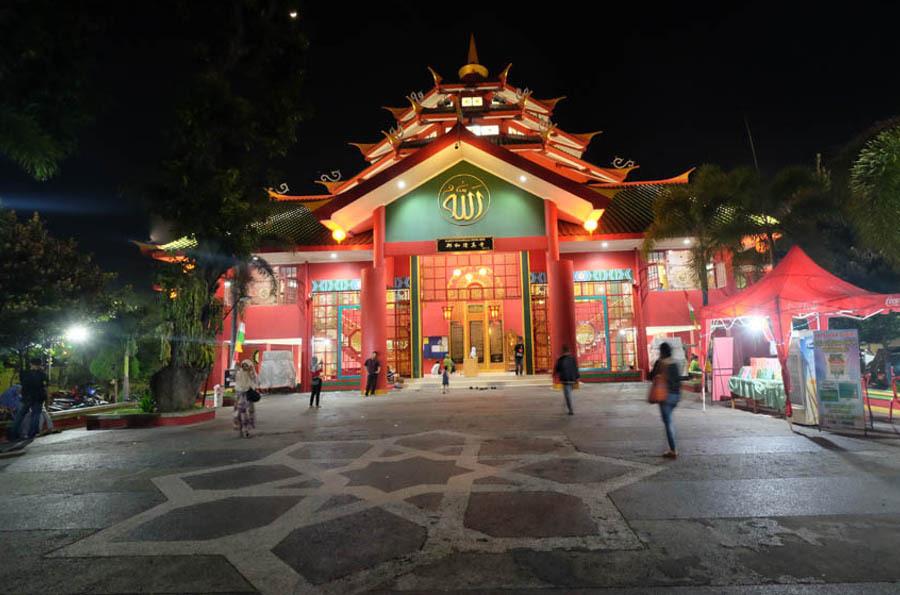 Masjid Cheng Hoo Pandaan via Detik