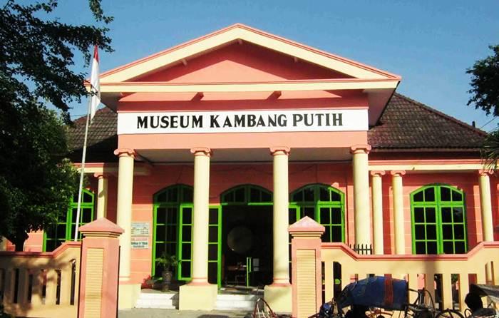 Museum Kambang Putih via Panoamio