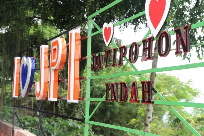 Objek Wisata Jati Pohon Indah via Jasafotovideogrobogan