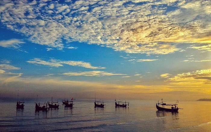 Pantai Boom via @ketut_pancoro