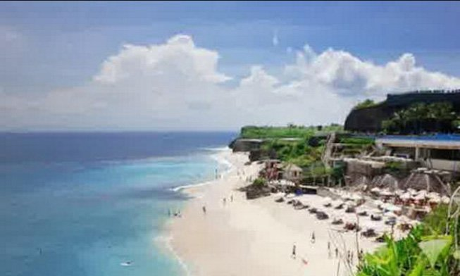 Pantai Penunggul via Setkab