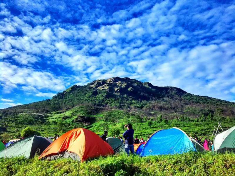 Puncak Gunung Ungaran via @agung03_official